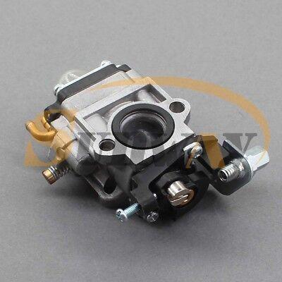Carburateur + Joint pour débroussailleuse multifonction 4 en 1 et tarière 52 cm3 5