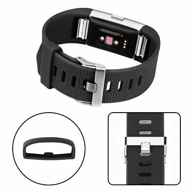 10 Pack Replacement Wristband For Fitbit Charge 2 Band Silicone Fitness Small 7