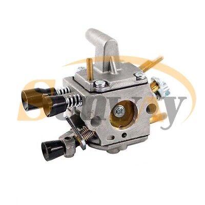 Carburateur et Filtre à Air pour STIHL FS120 FS200 FS202 TS200 FS250 FS300 FS350 2