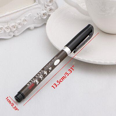 3Pcs Chinese Pen Japanese Calligraphy Writing Art Script Painting Tool Brush Set 9