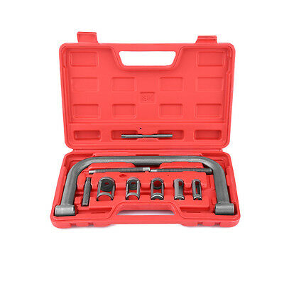 10Pc Valve Spring Compressor Tool Kit for Car Motorcycle Petrol Engines Vehicle 3