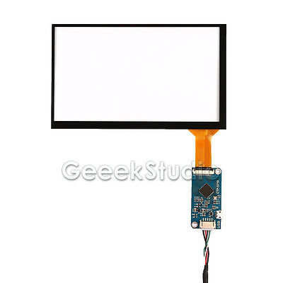 7 Inch 1024 600 Capacitive Touch Screen Lcd Display Diy Kit