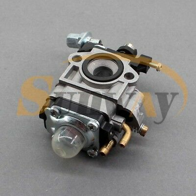 Carburetor Travaux kit POUR RUIXING H119 26cc Tondeuse à Gazon Engine Carb