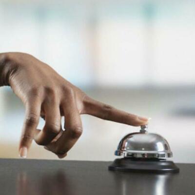 Restaurant Service Bell Hotel Desk Bell Reception Bell Bar Counter Kitchen Bell 8