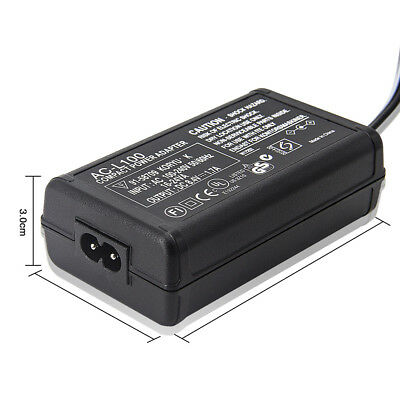 HZQDLN AC Power Adapter Charger and US Cable for Sony Handycam DCR-TR7000 Digital Camcorder