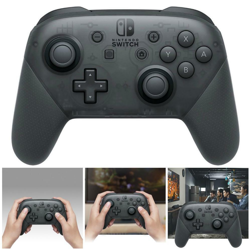 2019 Wireless Pro Controller Gamepad Joypad Joystick-Konsole für Nintendo Switch 4
