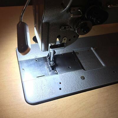 LED Lighting Flexible Gooseneck Arm Work,Magnetic Base for Workbench Lathe Drill 10