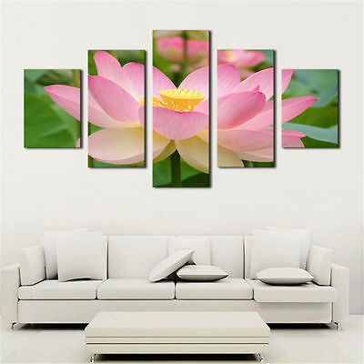 Large Canvas Huge Modern Home Wall Decor Art Oil Painting Picture Print No Frame 9