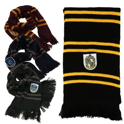 Harry Potter Cape Gryffondor Serpentard Robe cravate Echarpe Cosplay Costume 9