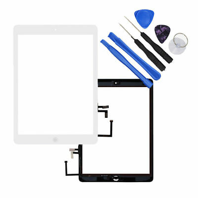 OEM For iPad 2 3 4 Air Mini 1 2 3 Touch Screen Digitizer Replacement w/ Adhesive 12