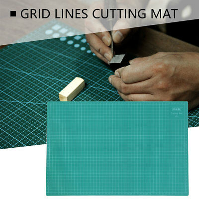A1 A2 A3 5-Ply Self Healing Cutting Mat Craft DIY Grid Lines 2 Side Thick PVC 2