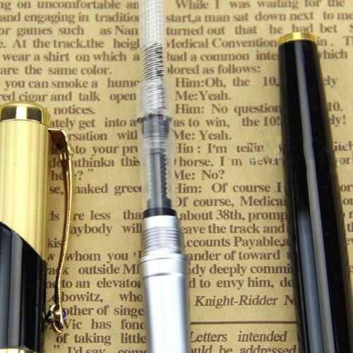 Weich Füllfederhalter Kalligraphie nostalgisch Klassisches Stift