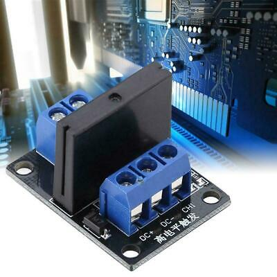 DC 5V/12V 1 Channel Solid State Relay Module Board High & Low Level Trigger 2A 9