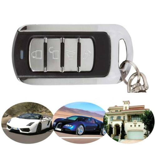 Garage Door Wireless Remote Control 4 Channel Transmitter Rolling Code le *Z t 6