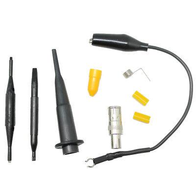 2PC 500 MHz Oscilloscope Scope Clip Probe Kit P6500 X10//X1 600V