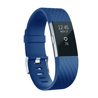 Fitbit Charge 2 Small Replacement Bracelet Watch Band Heart Rate Fitness 3 PACK 9