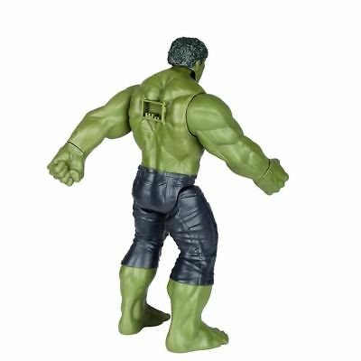 "Hulk Action Figures Marvel Avengers 3 Infinity War 12 ""Titan Hero Series 30cm 5"