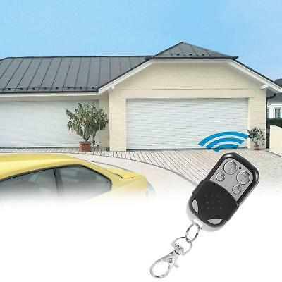 4 Button Gate Garage Door Opener Remote Control 433MHZ Rolling Code Universal 6