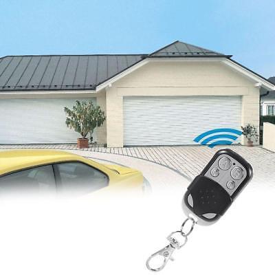 4 Button Gate Garage Door Opener Remote Control 433MHZ Rolling Code Universal