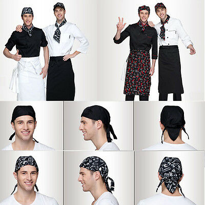 Classic Chefs Skull Cap Chef Hat Professional Catering Various Colours Chef Cap 2
