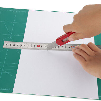 A1 A2 A3 5-Ply Self Healing Cutting Mat Craft DIY Grid Lines 2 Side Thick PVC 6
