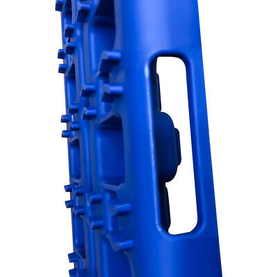 NEW Pair Recovery Tracks Sand Track 2pc 10T Sand / Snow / Mud Trax 4WD Blue 11
