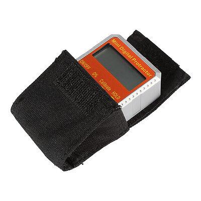 Digital 360 Protractor Electronic Inclinometer Meter 360° Magnetic Meter GB 8