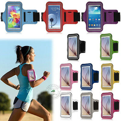 Vogue Jogging Gym Armband Sports Running Arm Band Case Cover Bag For Cellphone 12