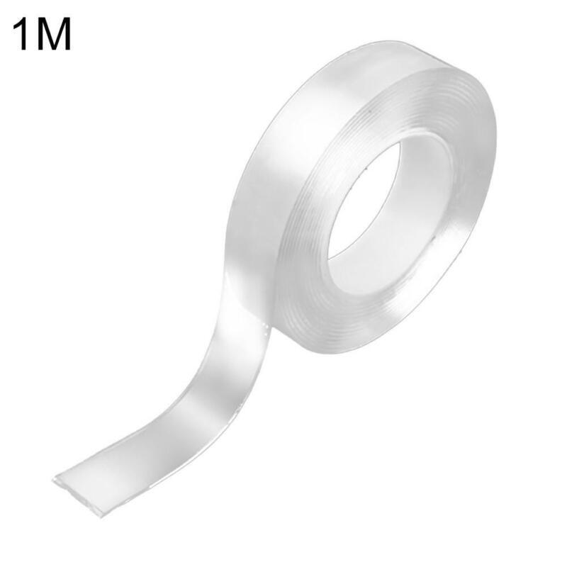 Nano Magic Tape Double-Sided Traceless Washable Adhesive Invisible Gel Anti-Slip 6