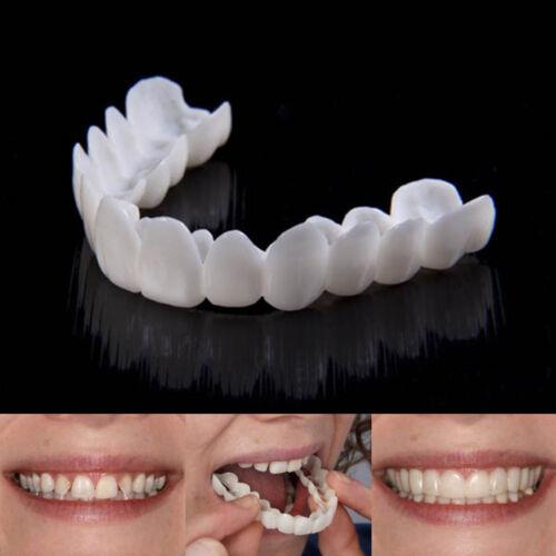 2Pc Silicone Protège Simulation Dent Dentisterie Blanchiment Dentaire Beauté Dur 2