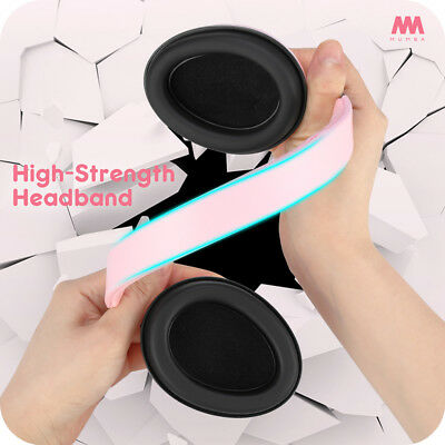 Mumba Baby Earmuffs Ear Hearing Protection Noise Cancelling Headphones For Kids 8