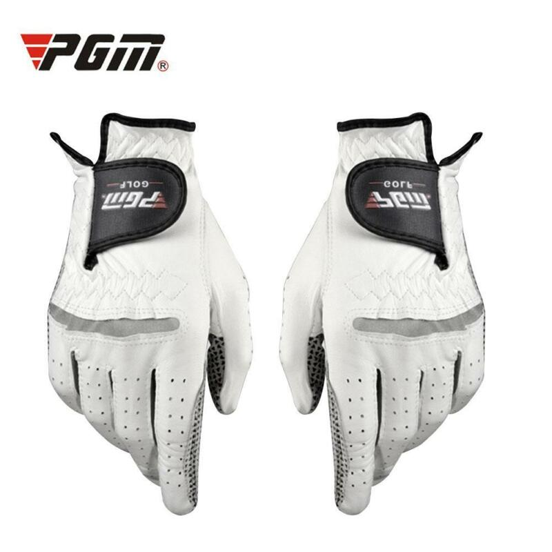 New Breathable 2018 Stratus Sport Leather White Golf Gloves Pick Size 8