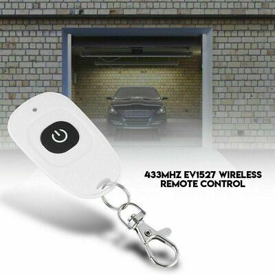 1/2/3/4Button 433Mhz Smart Remote Control Switch RF Transmitter For Garage Door 6