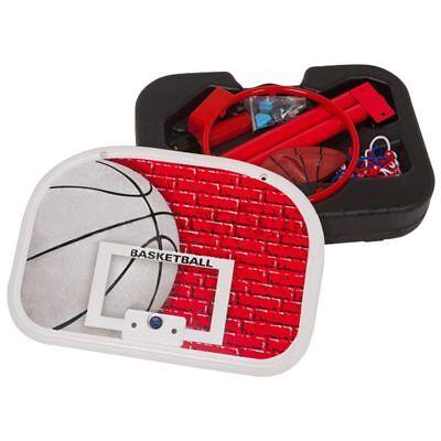 Basket Canestro Valigetta A Piantana Per Bambini Altezza Regolabile Fino 166Cm 3