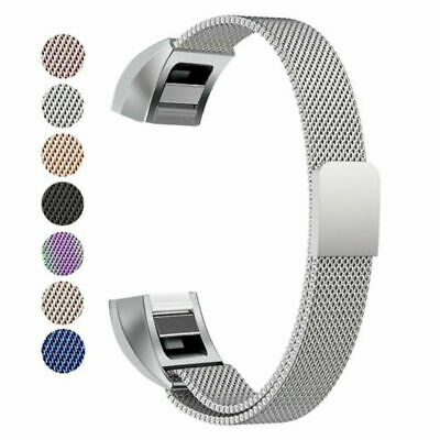 For Fitbit Alta/Alta HR Band Strap Stainless Steel Magnetic Wristband Bracelet S 4
