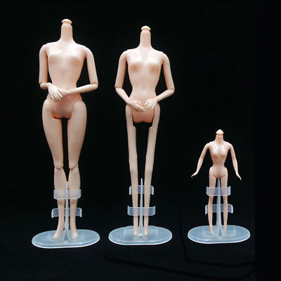 2Pcs Doll Stand Support Display Show Holder Accessories Plastic For TOY Dolls 2