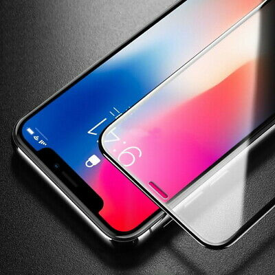 Screen Protector for New iPhone 11,11 PRO MAX Curved Full Cover Tempered Glass 7