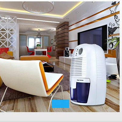 2 Of 7 Mini Small Air Dehumidifier Perfect For Home/Bedroom/Kitchen/Bathroom/Car  500