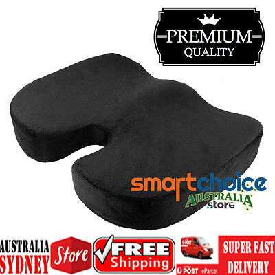 Memory Foam Coccyx Cushion Posture Back Support Seat Cushion Seat Back Cushion 1