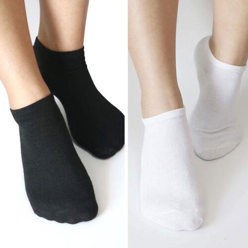 5 Paire Homme Chaussettes Socquettes Sock Sport Cheville Court Coton Comfortable 2