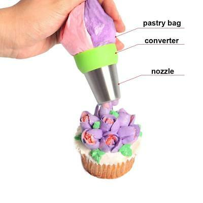 7Pcs Russian Tulip Flower Cake Icing Piping Nozzles Decorating Tips Baking Tools 9