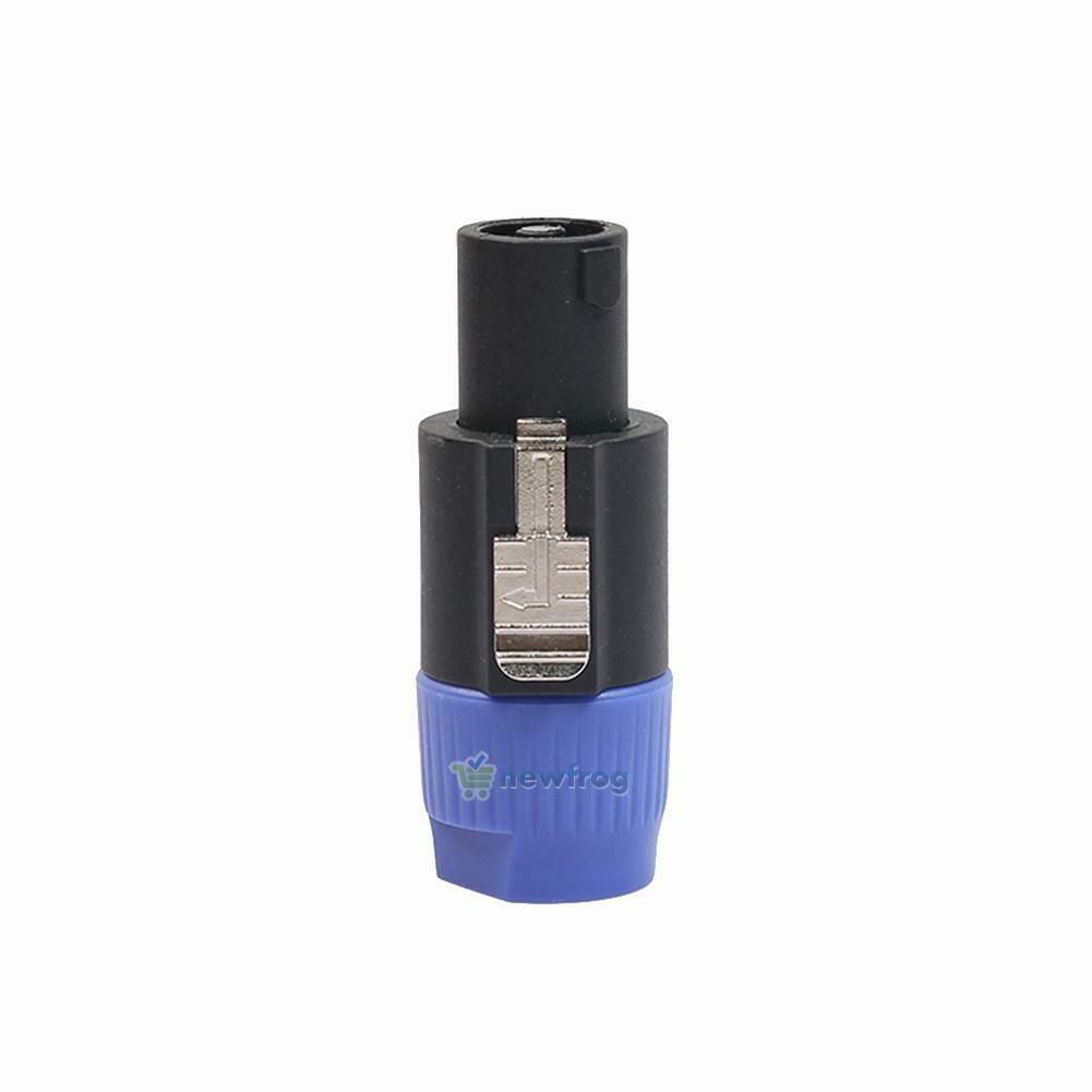 4-Pole Male Speakon Connector Head Line Plug for Cable NEUTRIK NL4FC