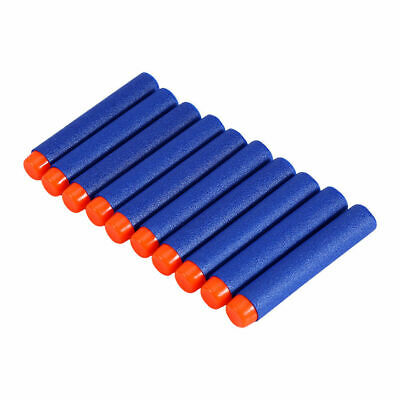 Round Head Bullets For NERF EVA N-Strike Elite Refill Toy Gun Darts Blaster 6