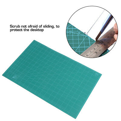 A1 A2 A3 5-Ply Self Healing Cutting Mat Craft DIY Grid Lines 2 Side Thick PVC 5
