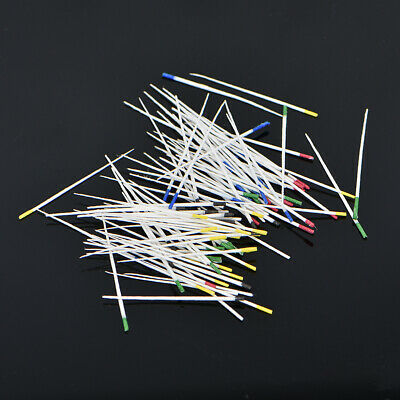 200Pc Absorbent Paper Points Root 0.02 15-40# CE Canal Endo Cotton Fiber Dental 3