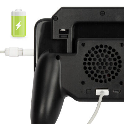 PUBG Mobile Phone Game Controller Joystick Cooling Fan Gamepad for IOS Android 8