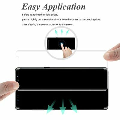Case Friendly Tempered Glass Screen Protector For Samsung Galaxy NOTE 8 9 9
