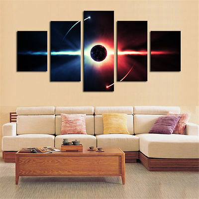 Large Canvas Huge Modern Home Wall Decor Art Oil Painting Picture Print No Frame 11