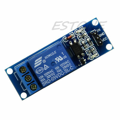 5V 1//2//4//6//8 Channel Relay Board Module Optocoupler LED  PiC ARM AVRC ATF
