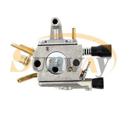 Carburateur et Filtre à Air pour STIHL FS120 FS200 FS202 TS200 FS250 FS300 FS350 3